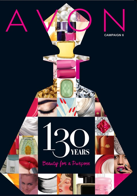 Buy Avon Online With Campaign 6 Brochure